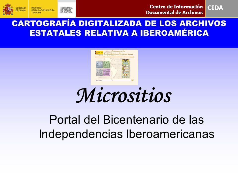 Portal del Bicentenario de las Independencias Iberoamericanas