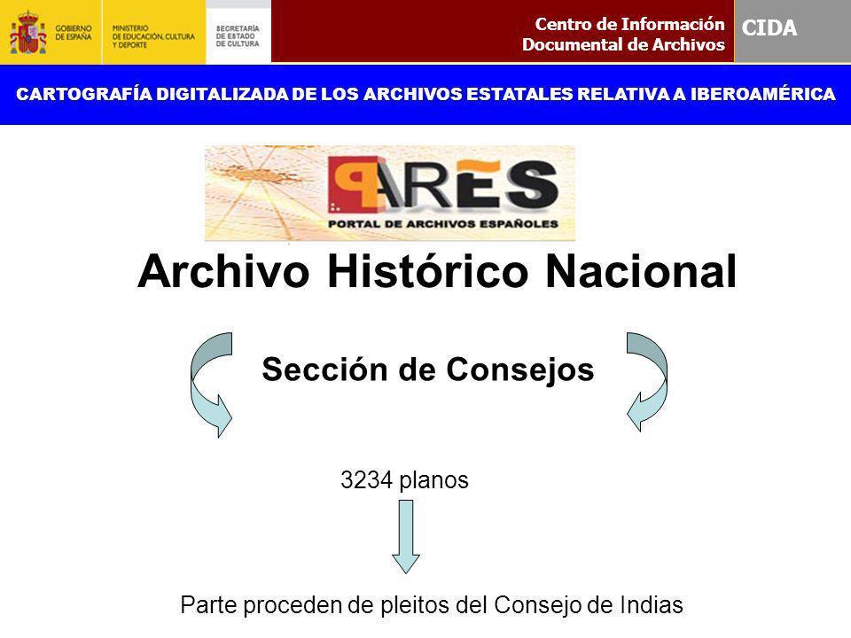 Sección de Consejos 3234 planos