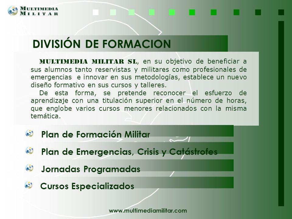Plan de Formación Militar
