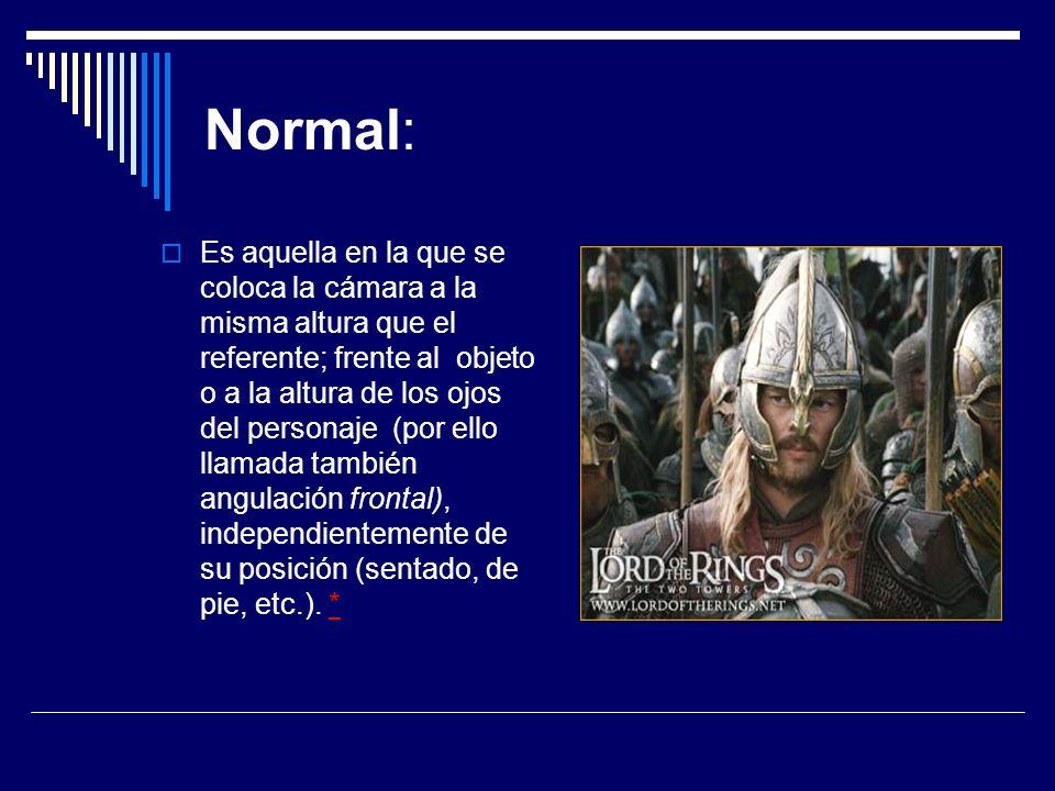 Normal: