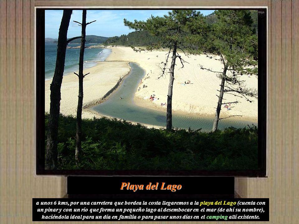 Playa del Lago