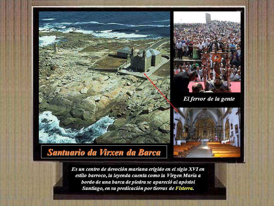 Santuario da Virxen da Barca