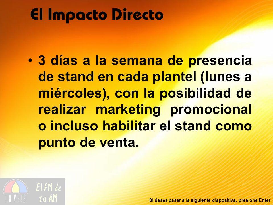 El Impacto Directo