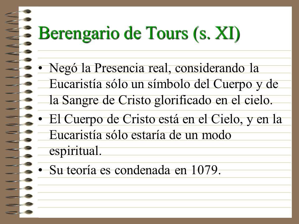 Berengario de Tours (s. XI)
