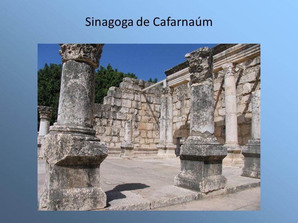 Sinagoga de Cafarnaúm