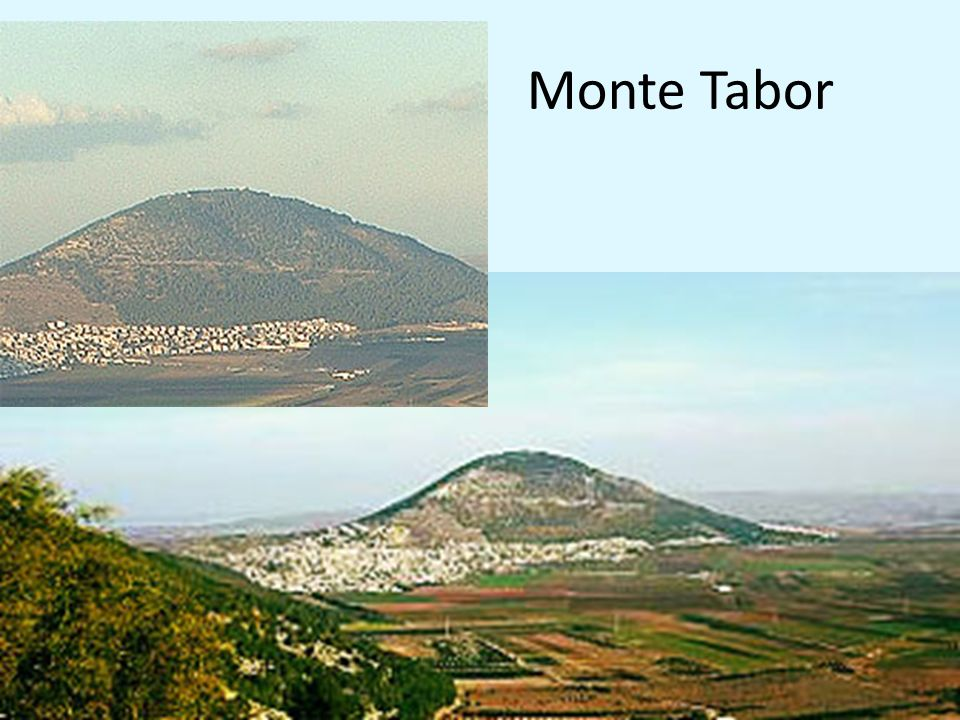 Monte Tabor