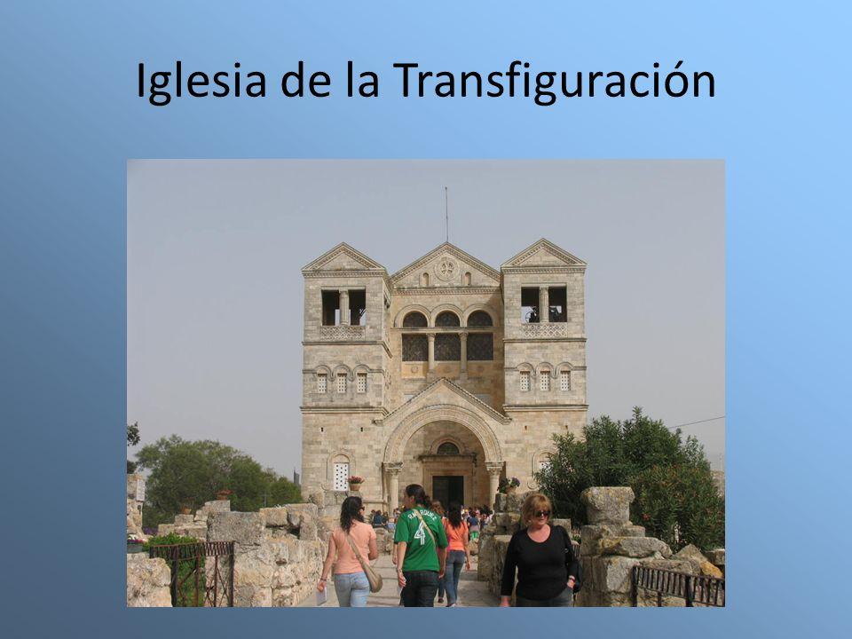Iglesia de la Transfiguración