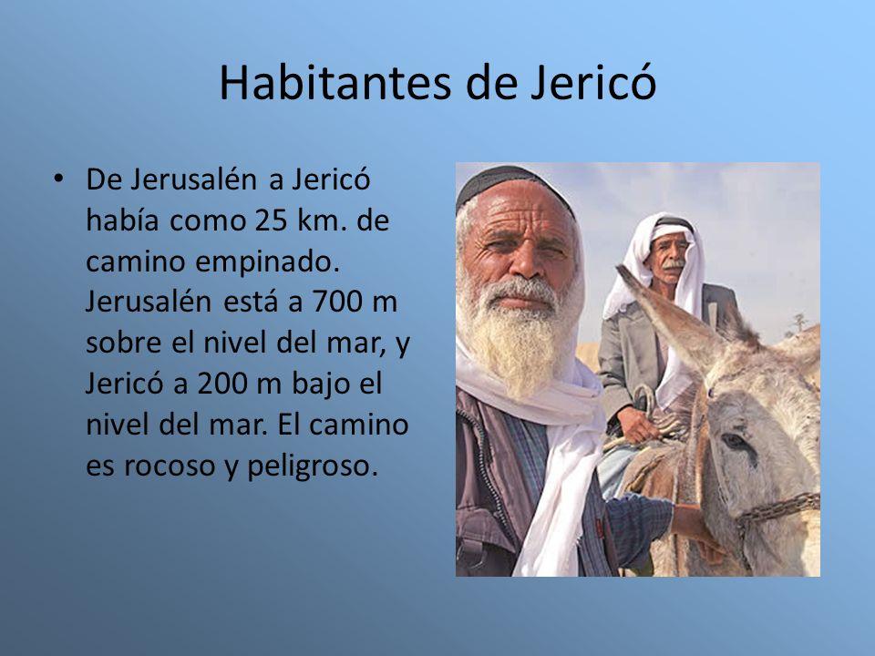 Habitantes de Jericó