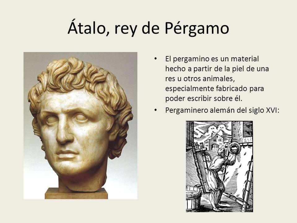 Átalo, rey de Pérgamo