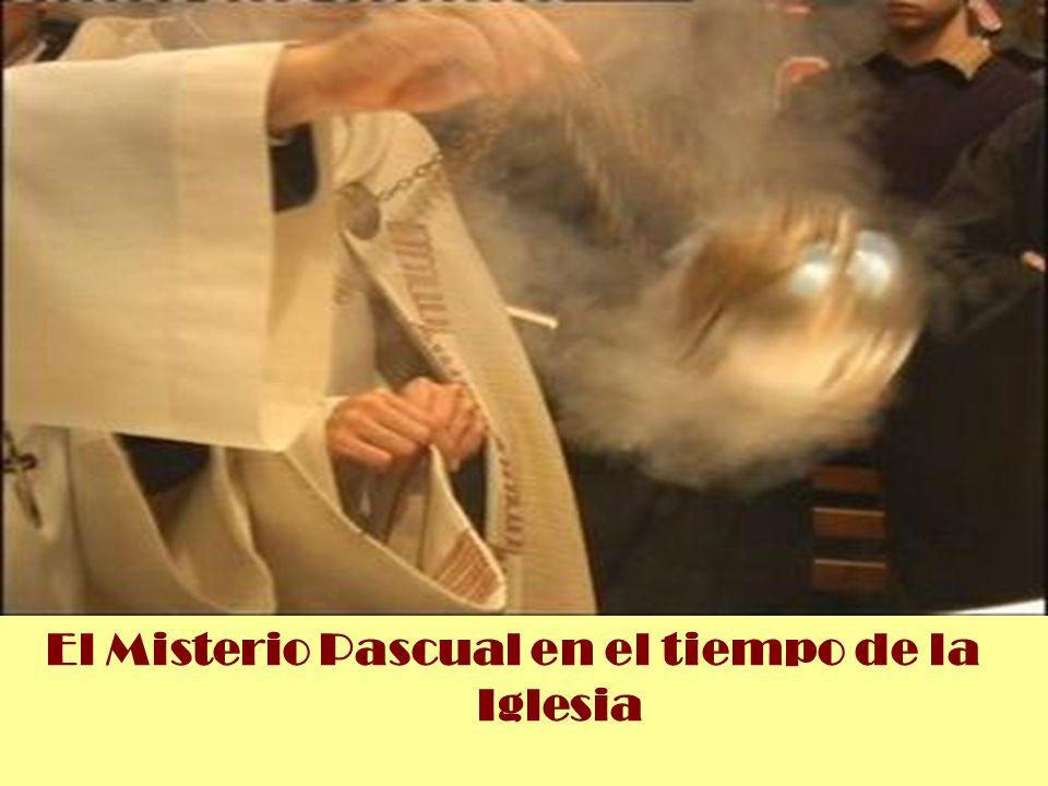 El Misterio Pascual en el tiempo de la