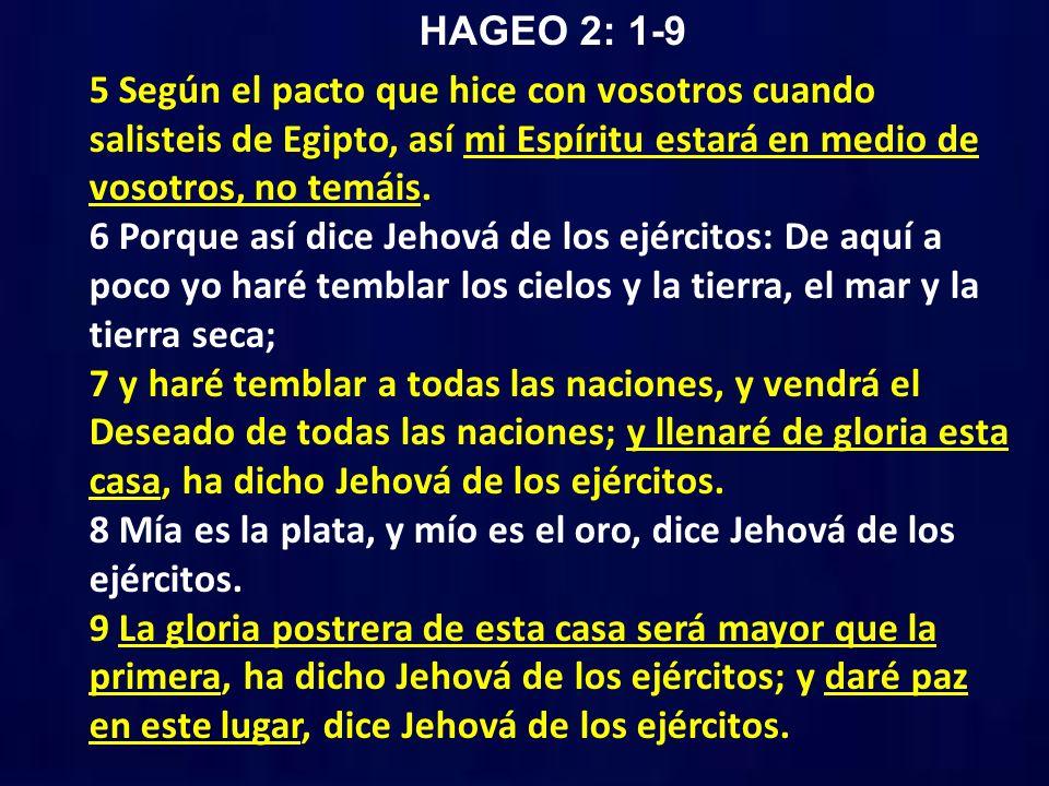 HAGEO 2: 1-9