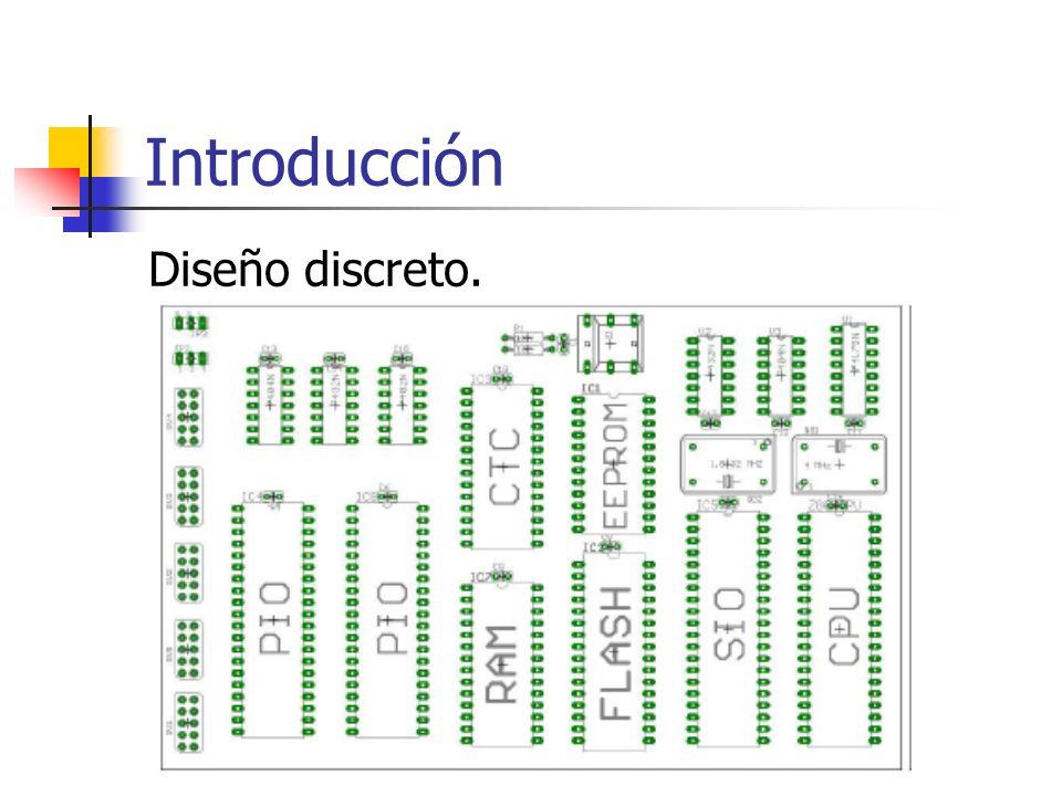 Introducción Diseño discreto.