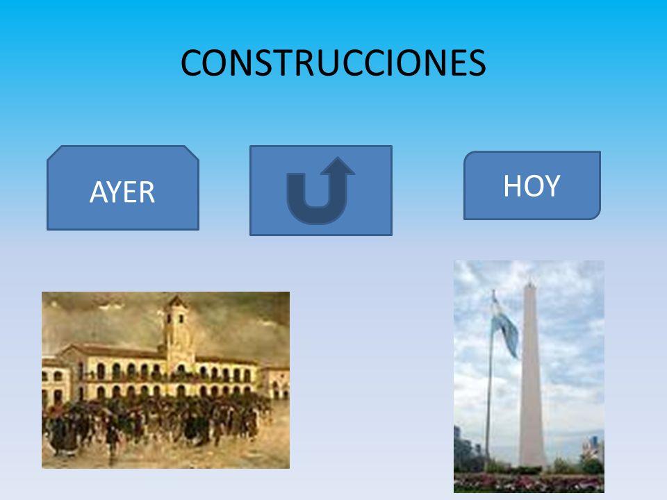 CONSTRUCCIONES AYER HOY