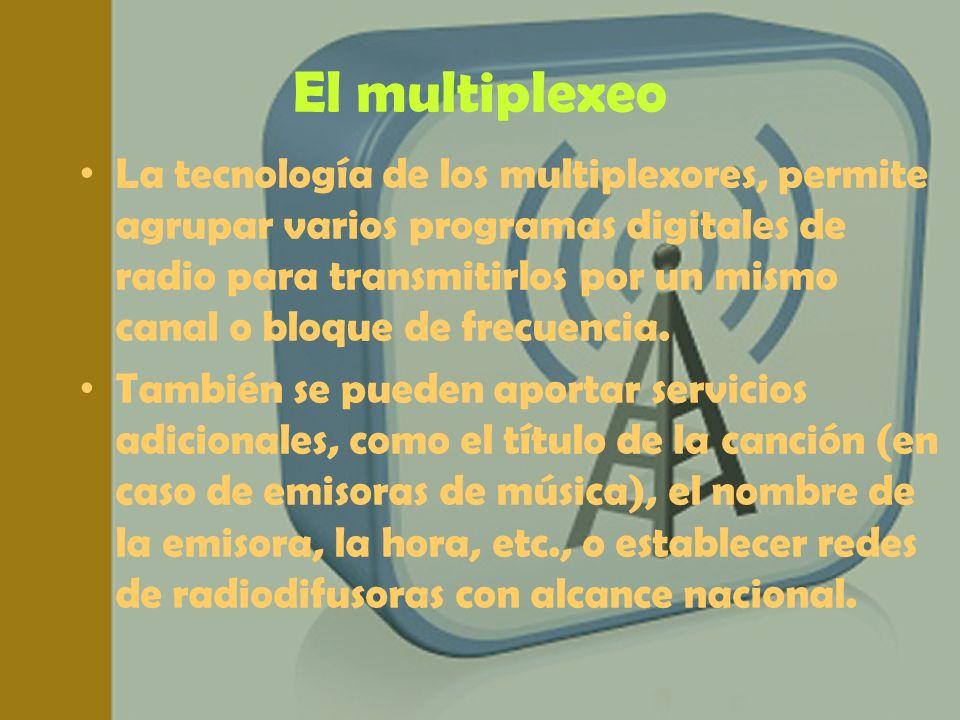 El multiplexeo