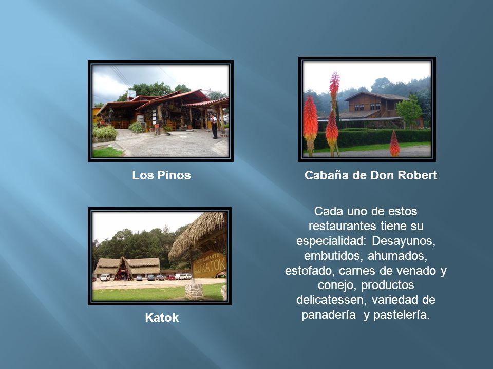 Los Pinos Cabaña de Don Robert.