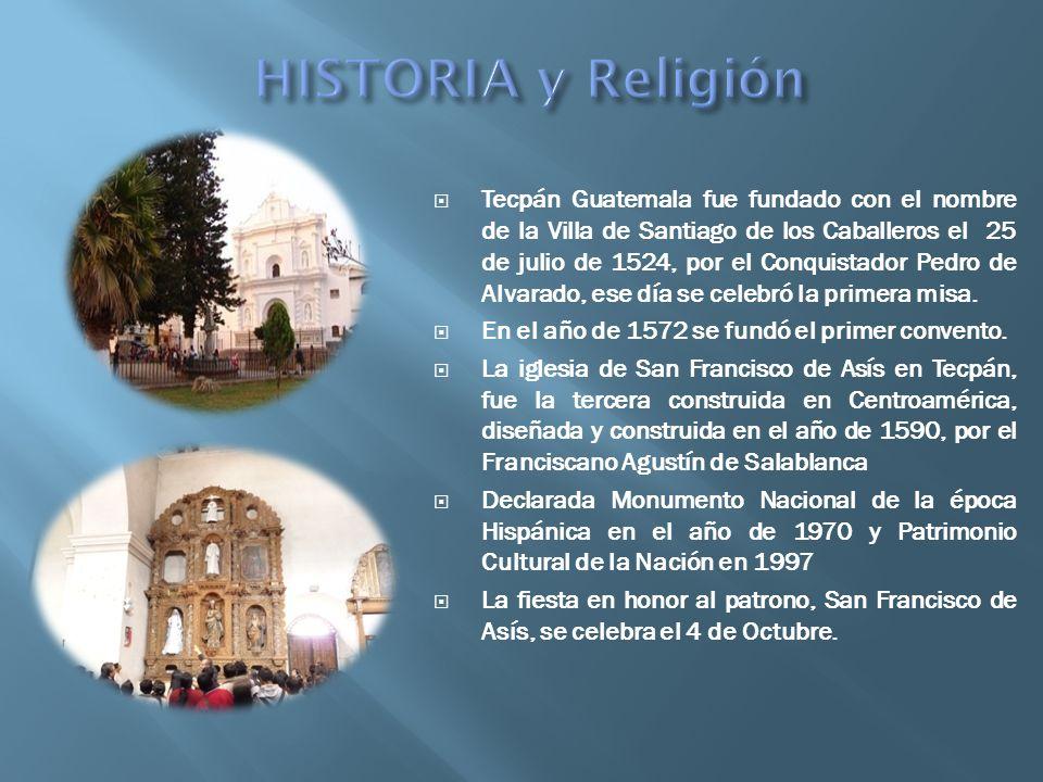 HISTORIA y Religión