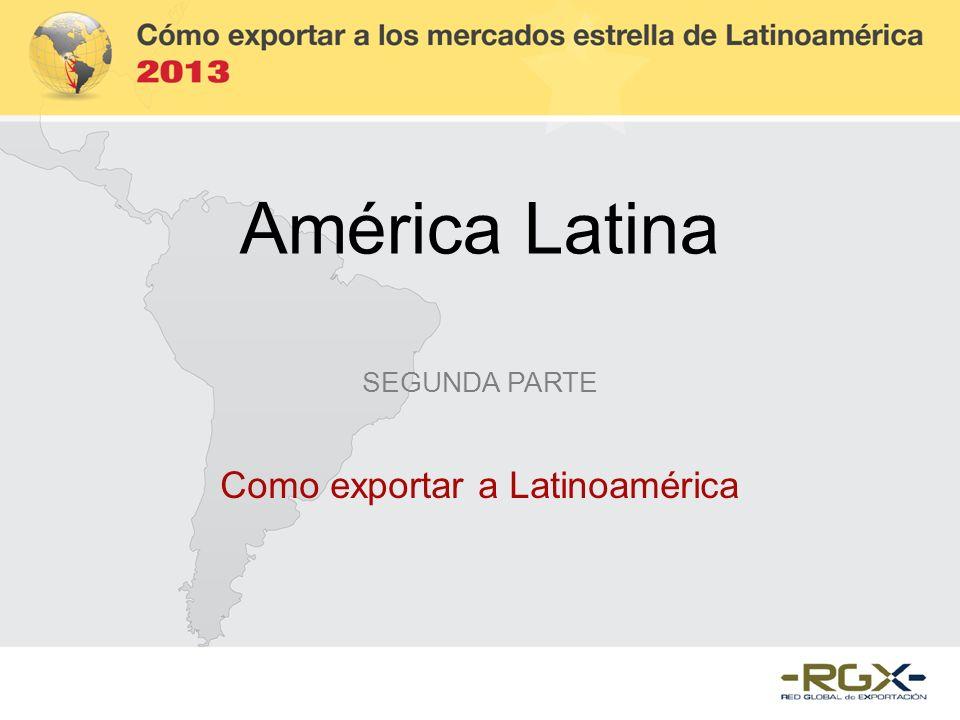 Como exportar a Latinoamérica