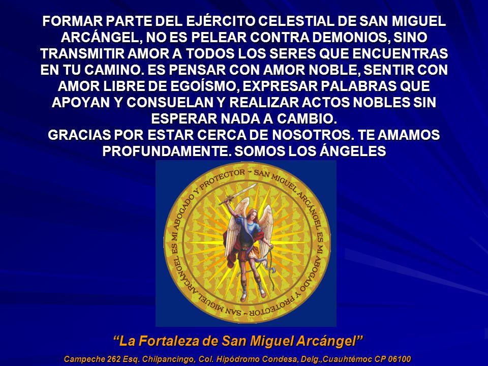 La Fortaleza de San Miguel Arcángel