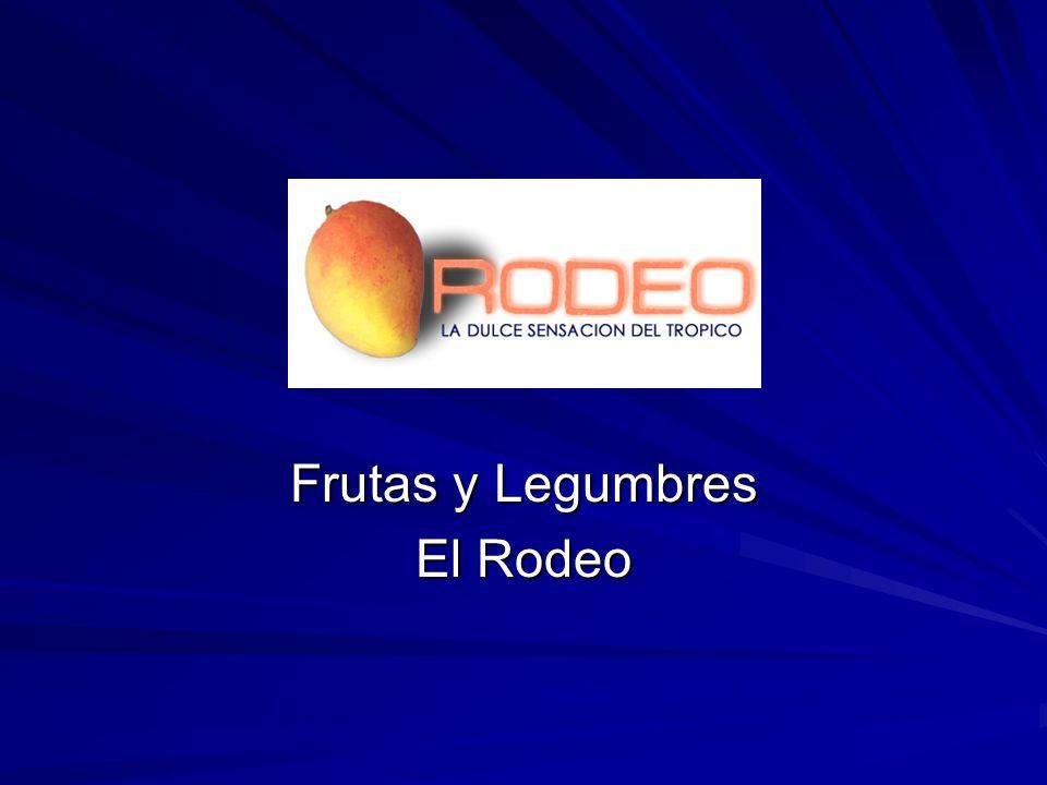 Frutas y Legumbres El Rodeo