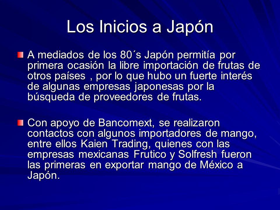 Los Inicios a Japón