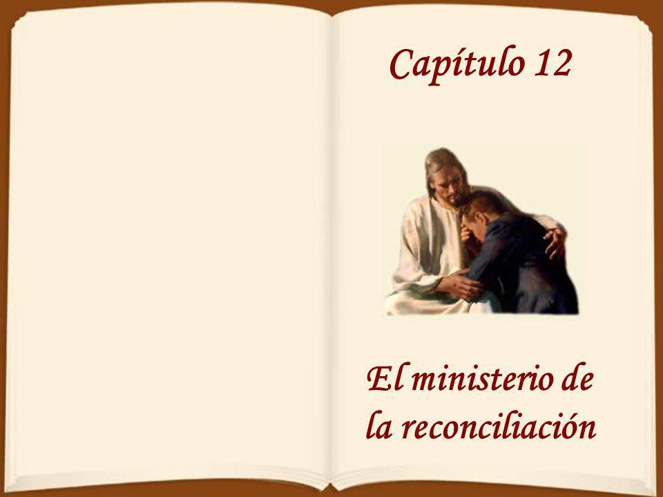 El ministerio de la reconciliación