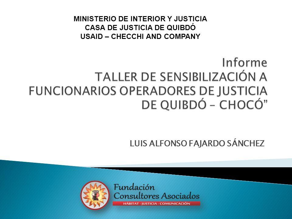 LUIS ALFONSO FAJARDO SÁNCHEZ