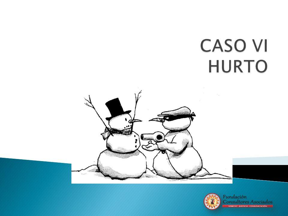 CASO VI HURTO
