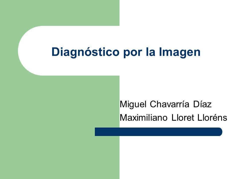 Diagnóstico por la Imagen