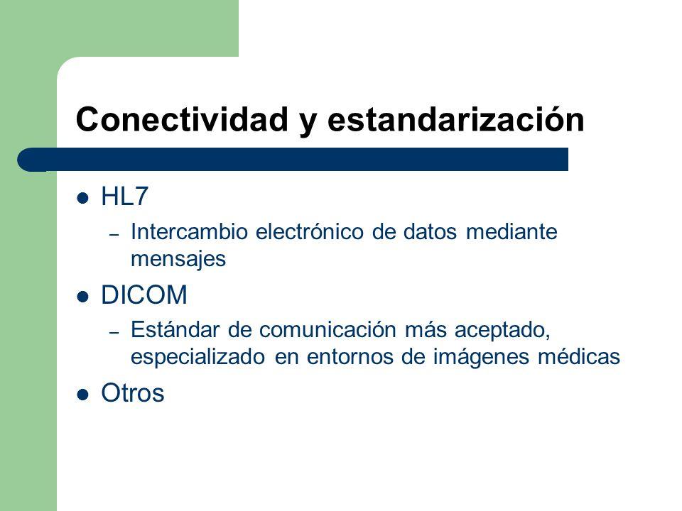 Conectividad y estandarización