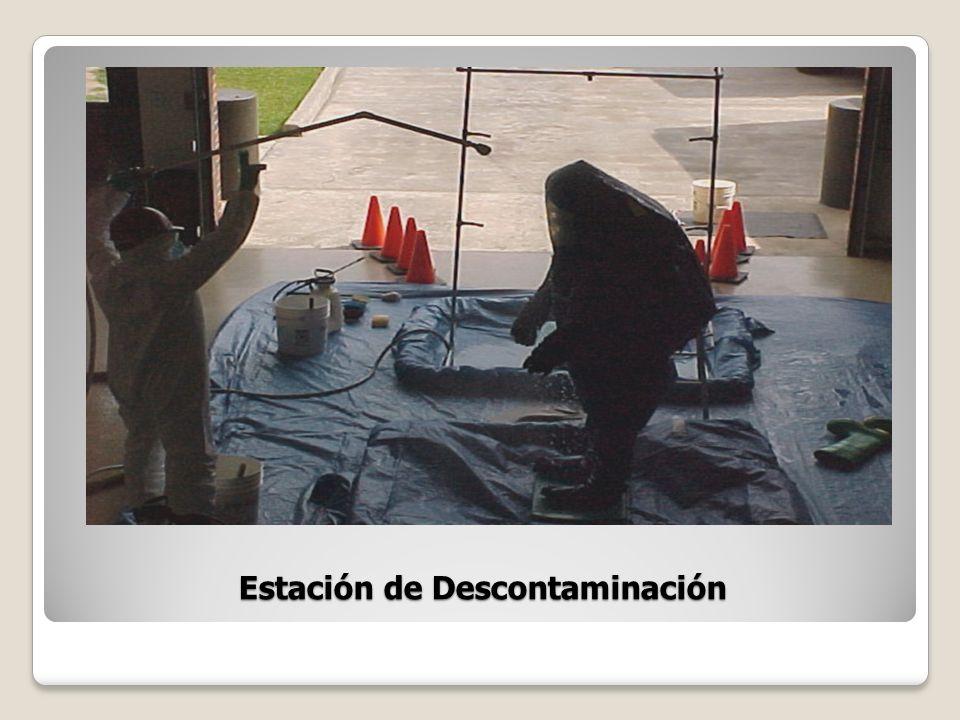 Estación de Descontaminación