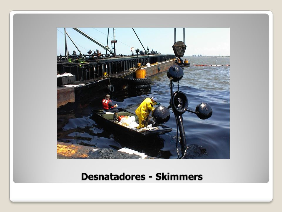 Desnatadores - Skimmers