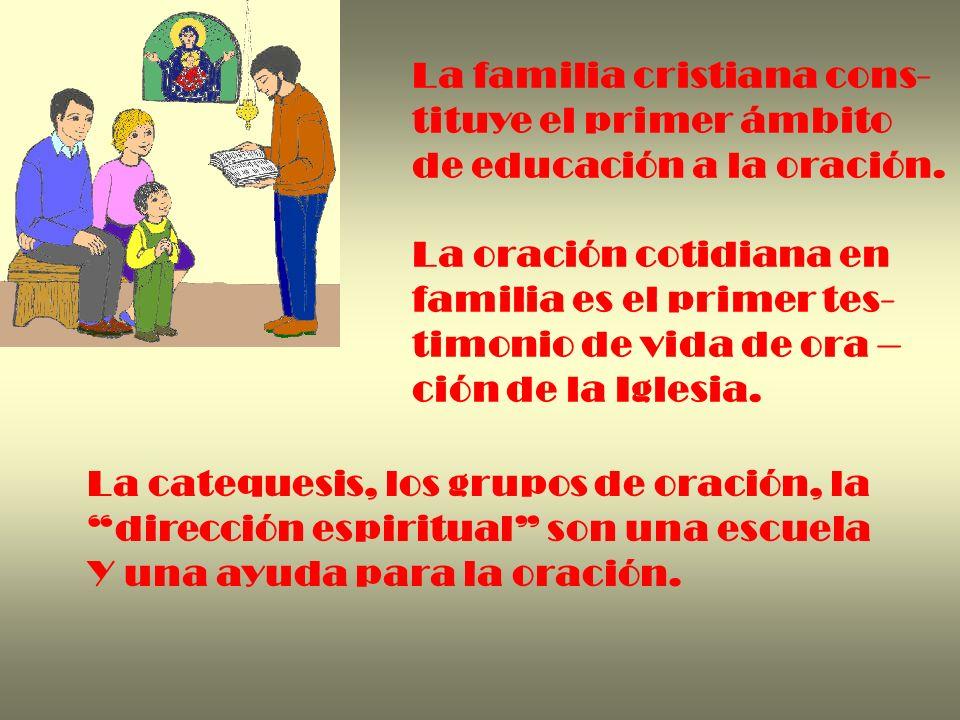 La familia cristiana cons-