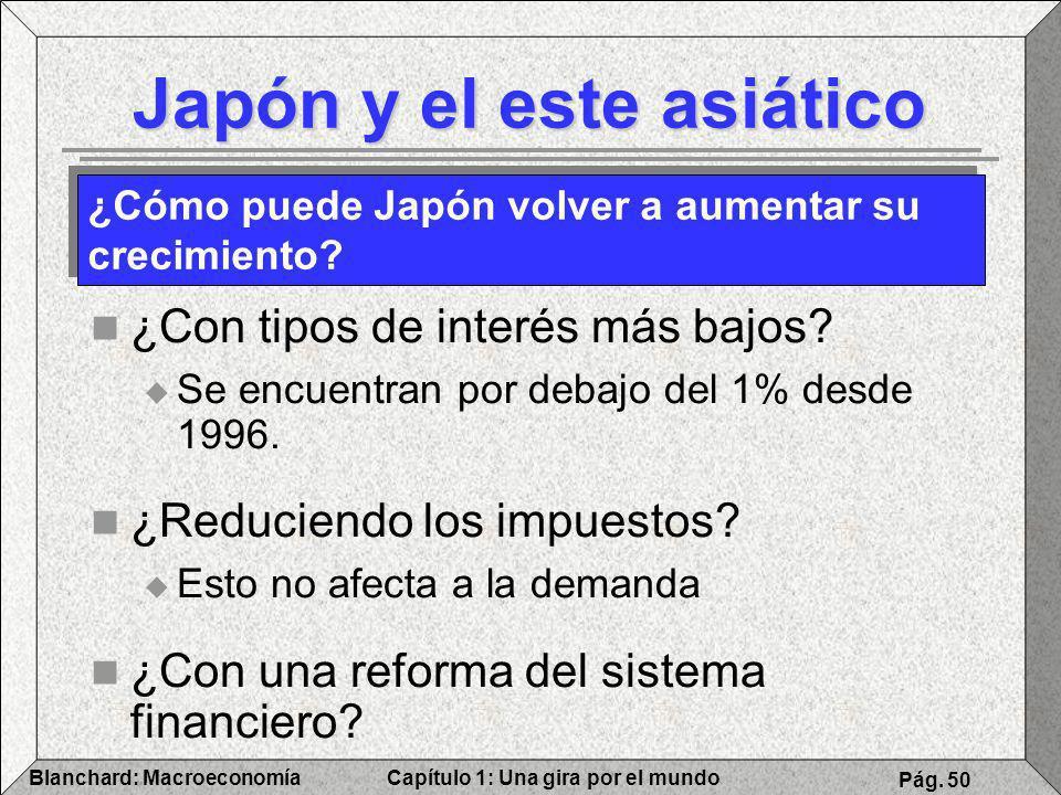 Japón y el este asiático