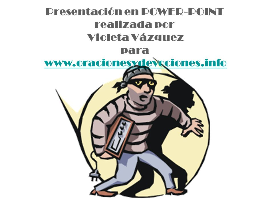 Presentación en POWER-POINT