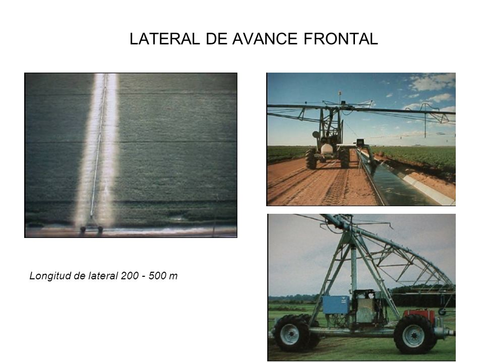 LATERAL DE AVANCE FRONTAL