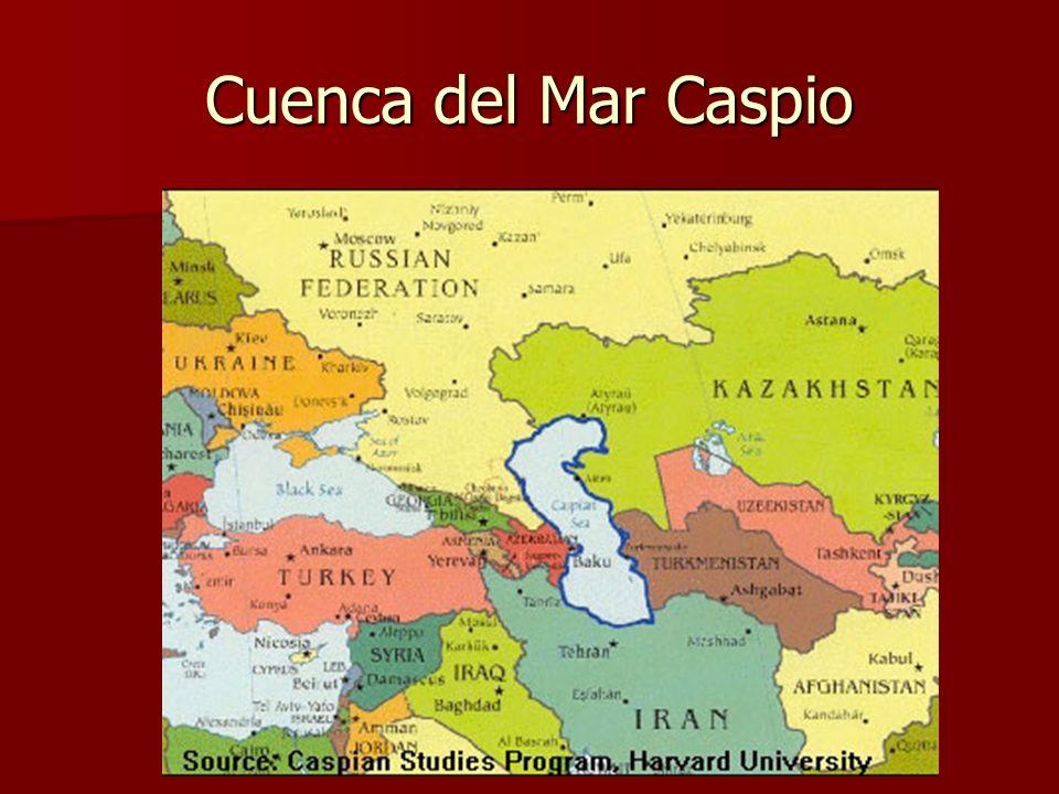 Cuenca del Mar Caspio