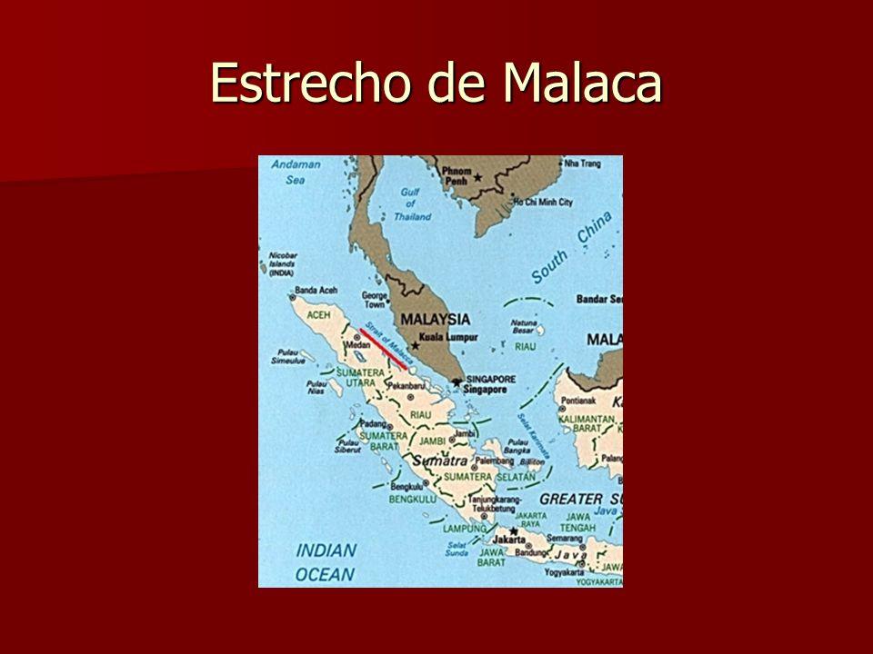 Estrecho de Malaca