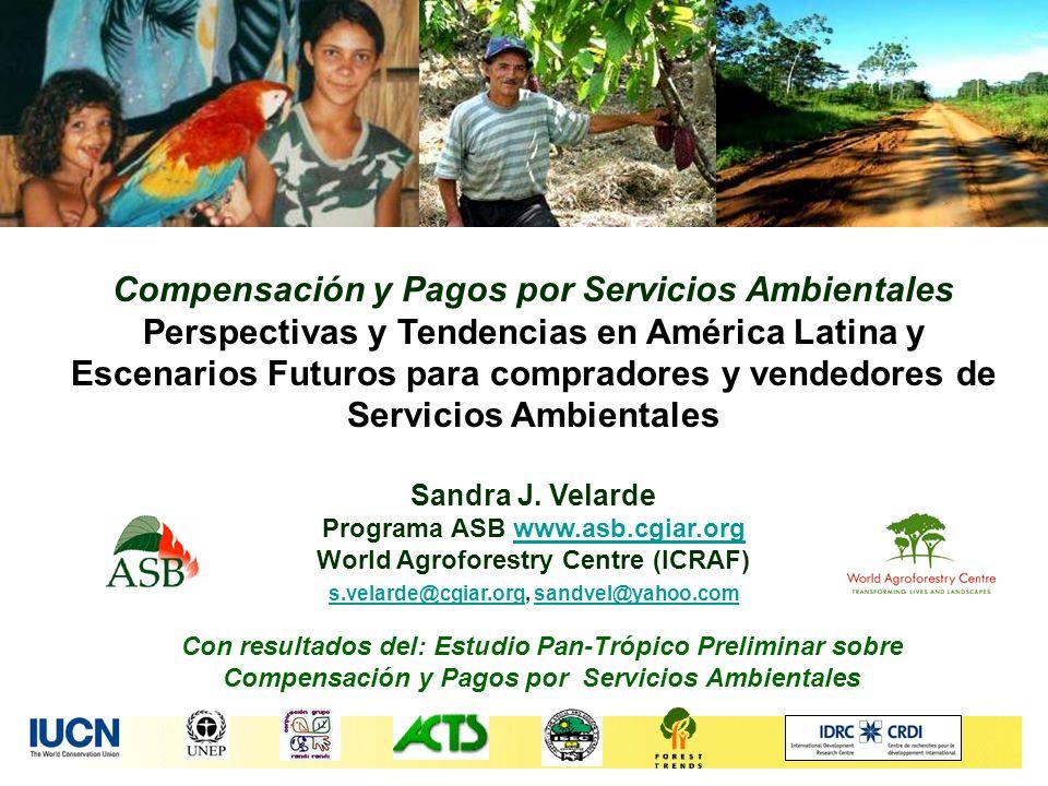 Compensación y Pagos por Servicios Ambientales