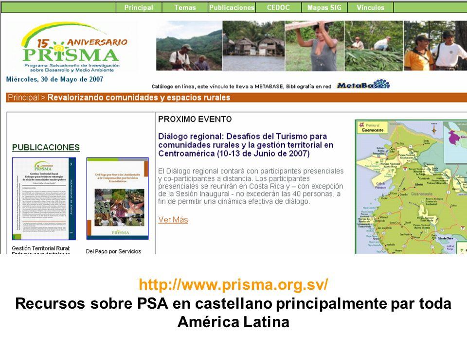 Mi pagina favorita para informacion en castellano