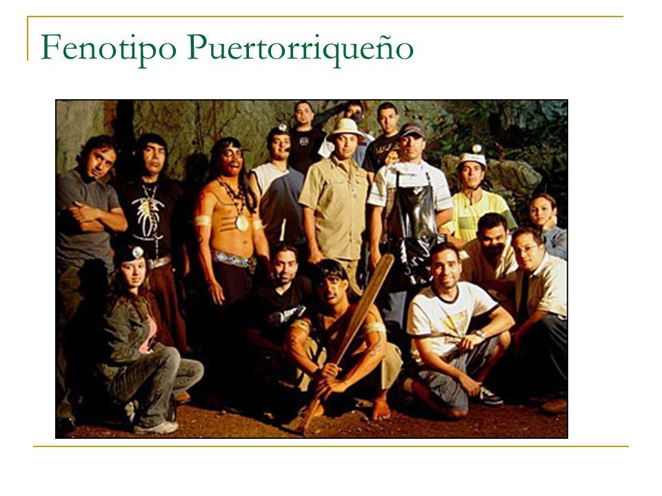 Fenotipo Puertorriqueño