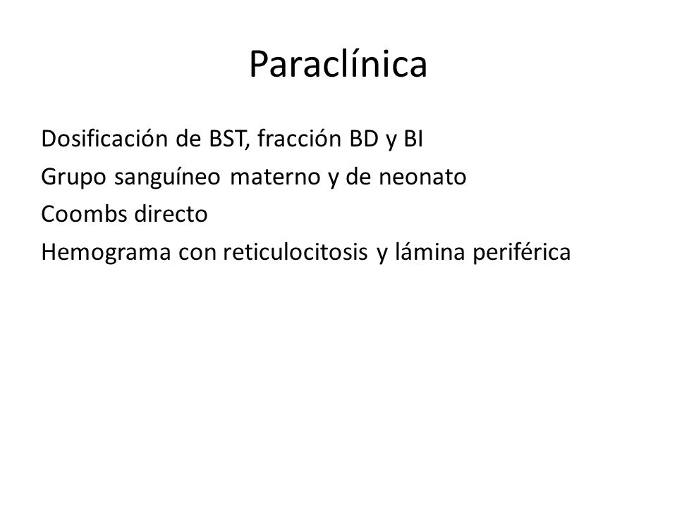 Paraclínica