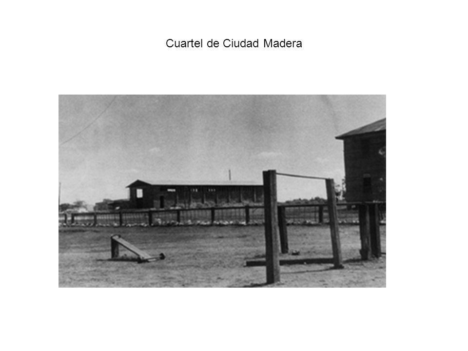 Cuartel de Ciudad Madera