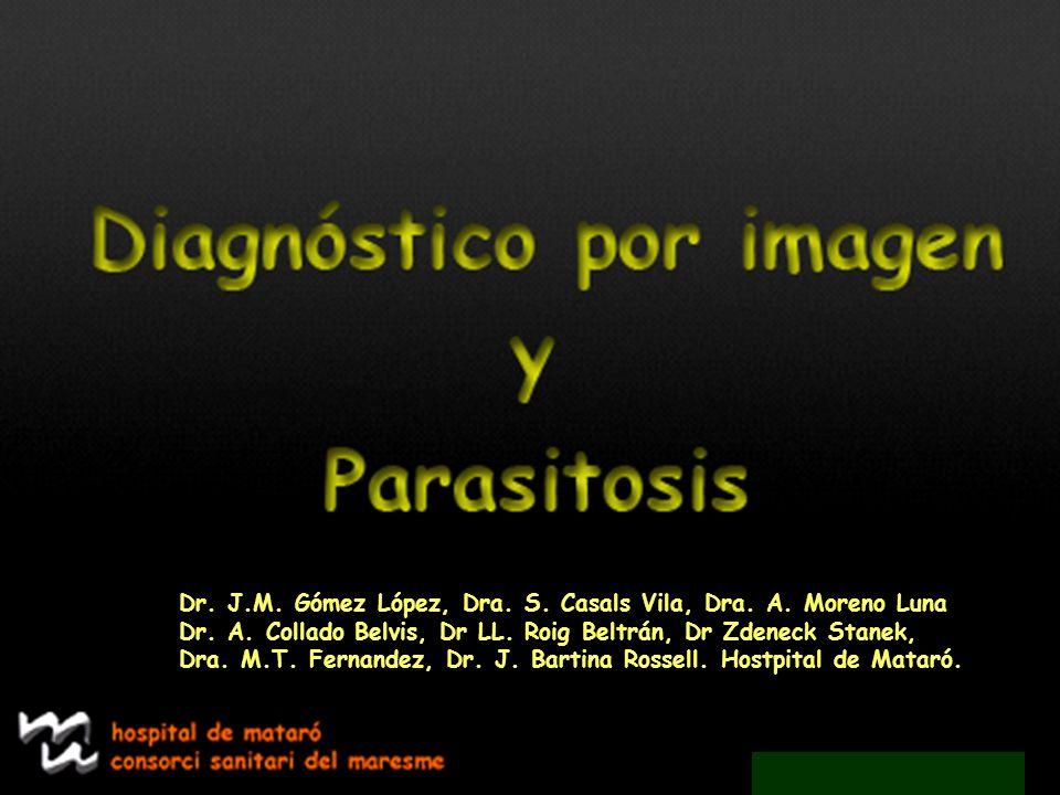 Dr. J.M. Gómez López, Dra. S. Casals Vila, Dra. A. Moreno Luna