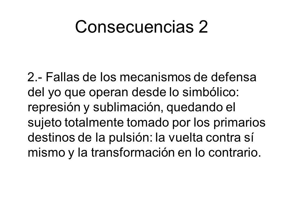 Consecuencias 2