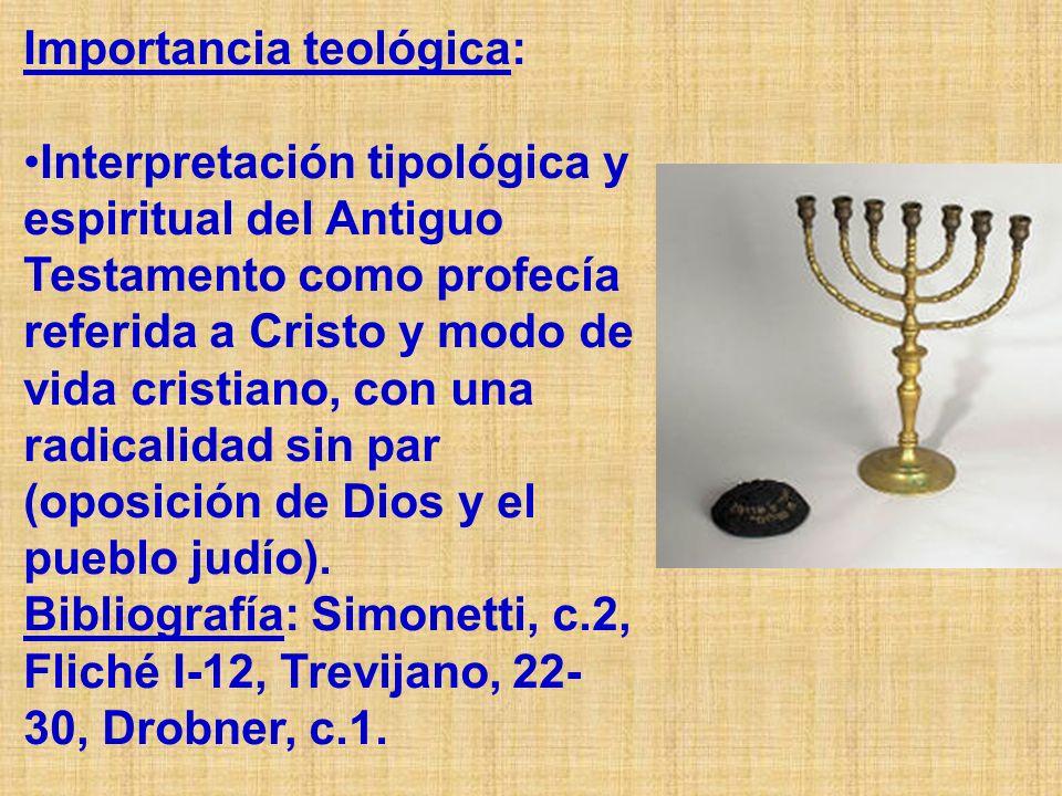 Importancia teológica: