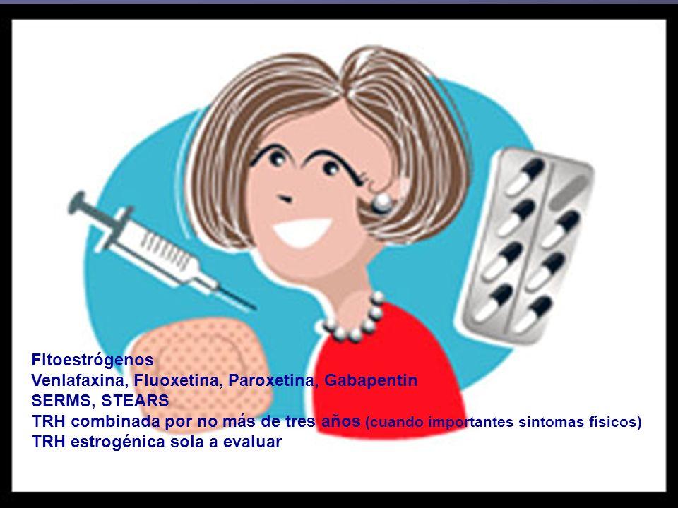 Recomendaciones FDA Fitoestrógenos