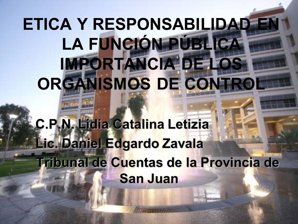 Tribunal de Cuentas de la Provincia de San Juan