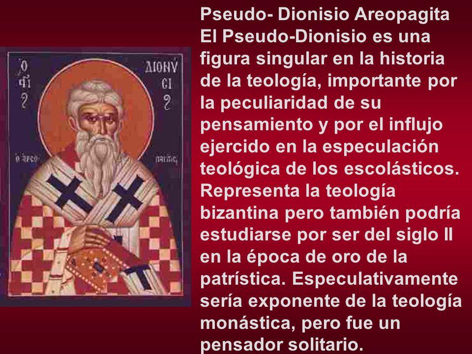 Pseudo- Dionisio Areopagita