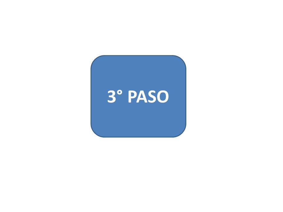 3° PASO