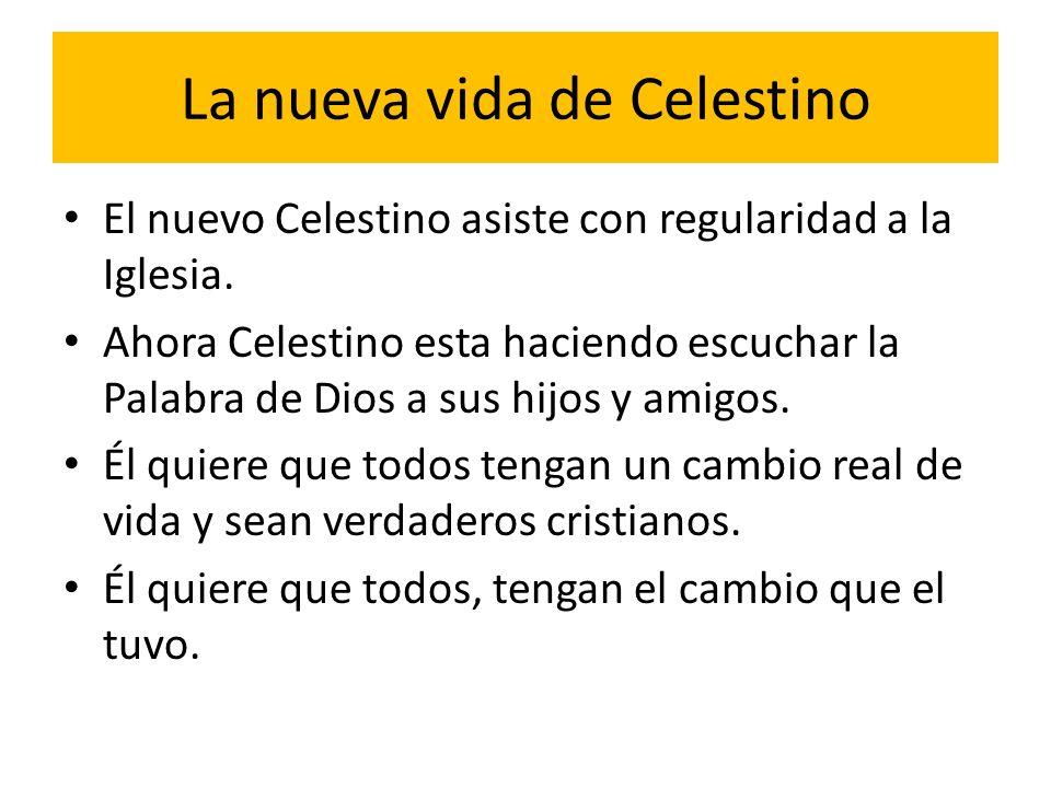 La nueva vida de Celestino